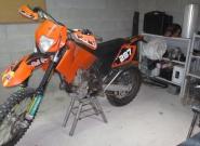 KTM EXC 2007